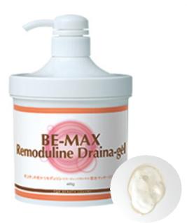 【正規販売店】BE-MAX Remoduline Draina-gel 600g 3本セット【送料無料】【20】リモデュリン ドレナージェル