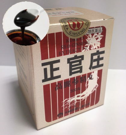 【第3類医薬品】正官庄高麗紅参精 100g【送料無料】【10】大木製薬