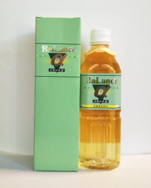 バランスα バーゲンセール 発酵飲料 日本抗酸化飲料株式会社 プレゼント 500mL 3本セット 送料無料 バランスアルファ