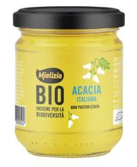ミエリツィア アカシアの有機ハチミツ 250g 6個セット【送料無料】【EUオーガニック規定認証品】