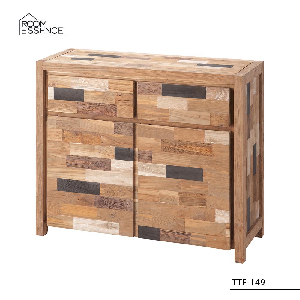 チル チェスト [TTF-149] ■ チェスト 木製 リビング タンス 収納 おしゃれ アメリカン雑貨 【代引き不可】【東谷】