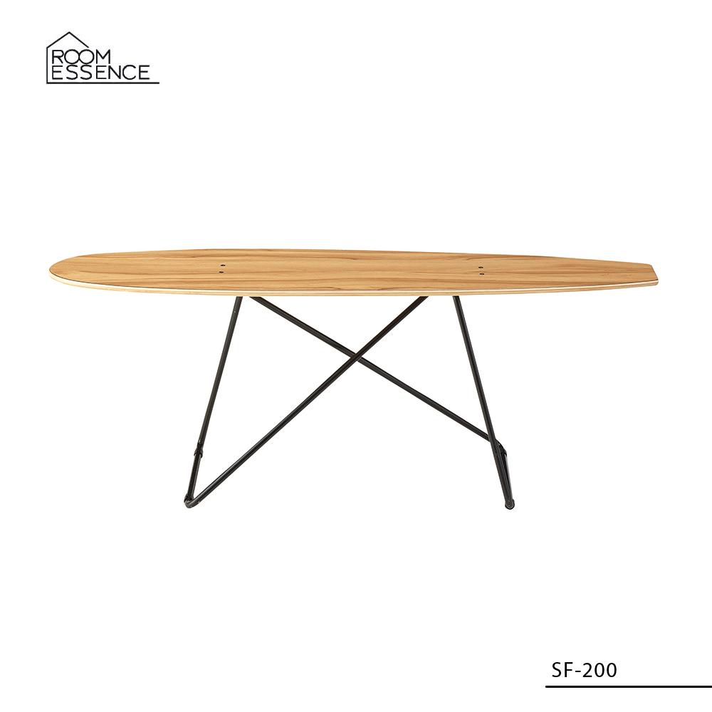 スケートボード テーブル [SF-200] ■ 家具 リビング コーヒーテーブル サイドテーブル おしゃれ アメリカン雑貨 【代引き不可】【東谷】