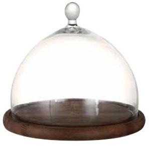 【ダルトン】DULTON ガラスドームミロワール (Lサイズ) [SG793WS] ■ 収納 ショーケース 小物入れ ふた付き ガラスケース アメリカン雑貨 【送料無料】