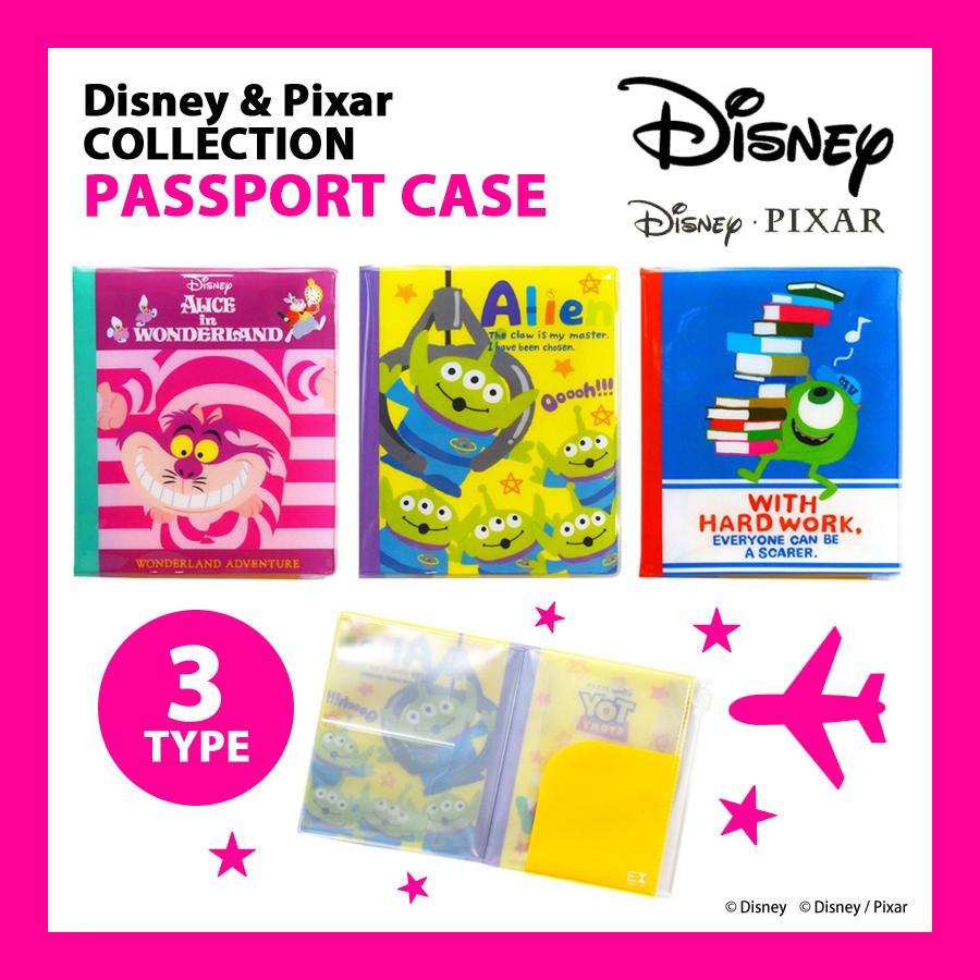 楽天市場】ディズニー パスポートケース □ disney ピクサー パスポート