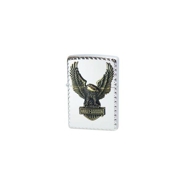 【Zippo】HARLEY-DAVIDSON ハーレーダビッドソン [HDP-23] ■ ジッポー オイルライター アメリカン雑貨 【送料無料】