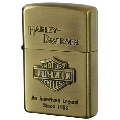 【Zippo】HARLEY-DAVIDSON ハーレーダビッドソン エスメタル [HDP-11] ■ ジッポー オイルライター アメリカン雑貨