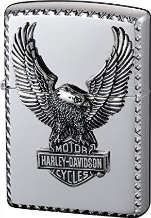 【Zippo】HARLEY-DAVIDSON ハーレーダビッドソン [HDP-22] ■ ジッポー オイルライター アメリカン雑貨