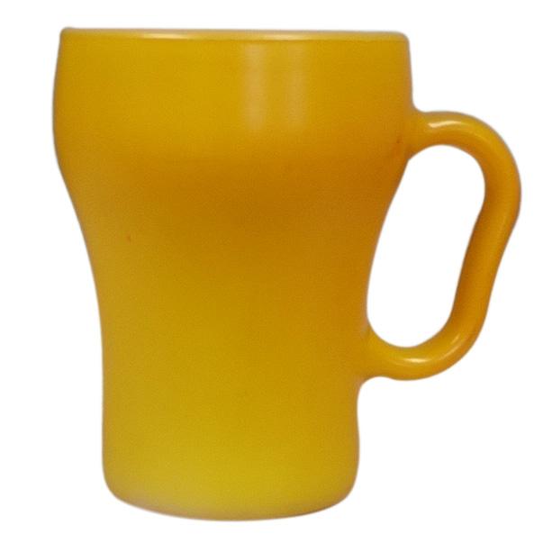 【マグカップ】ファイヤーキング Fire-King ソーダマグ (山吹) ■ アメリカン雑貨 アンカーホッキング Anchor Hocking 【あす楽対応】:ハイドアウト
