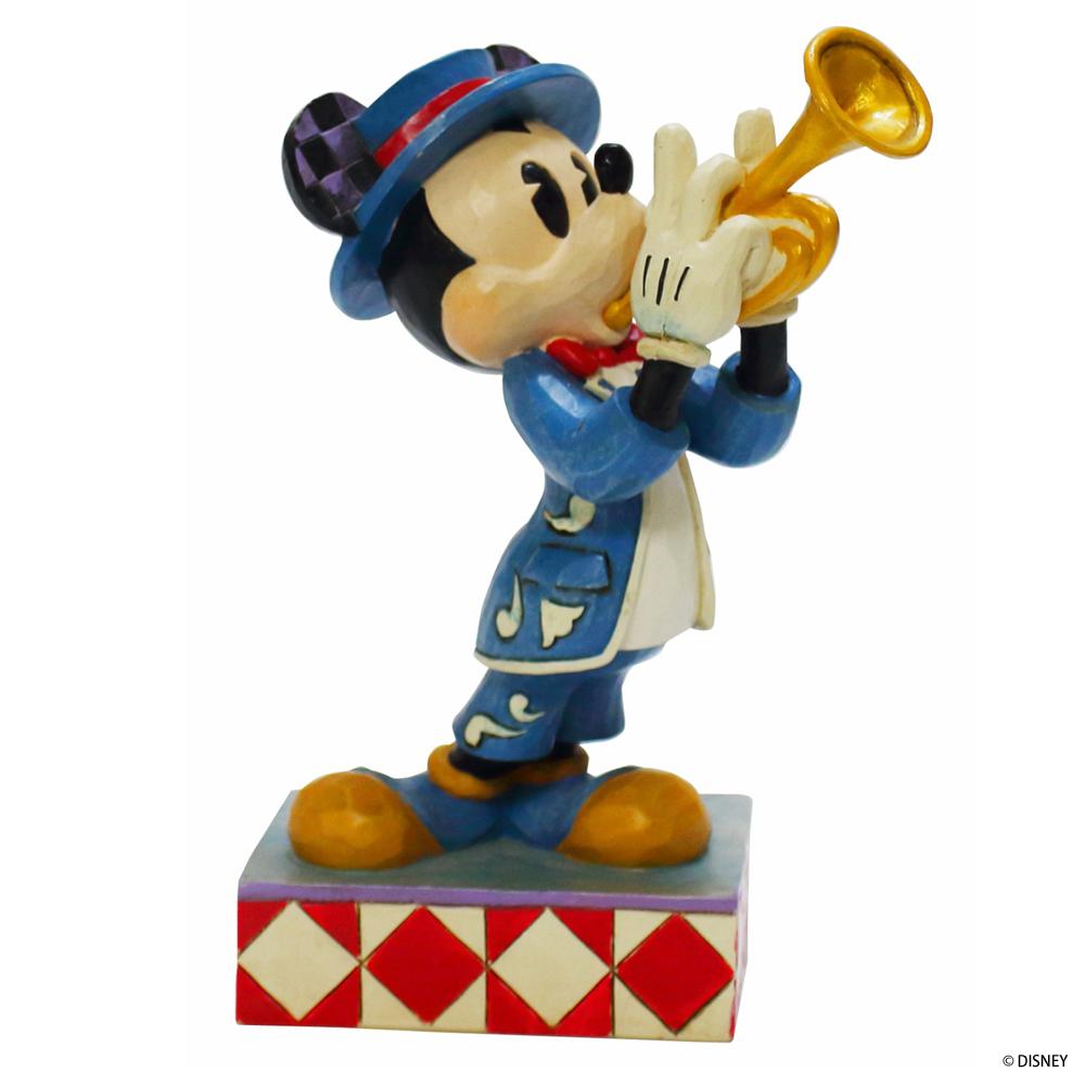 ディズニーフィギュア Disney Bugle Boy-Bugle Boy Mickey [DTR4050385] ■ キャラクター 人形 置物 インテリア ミッキーマウス ミッキー 【代引き不可】【DISNEY TRADITIONS】