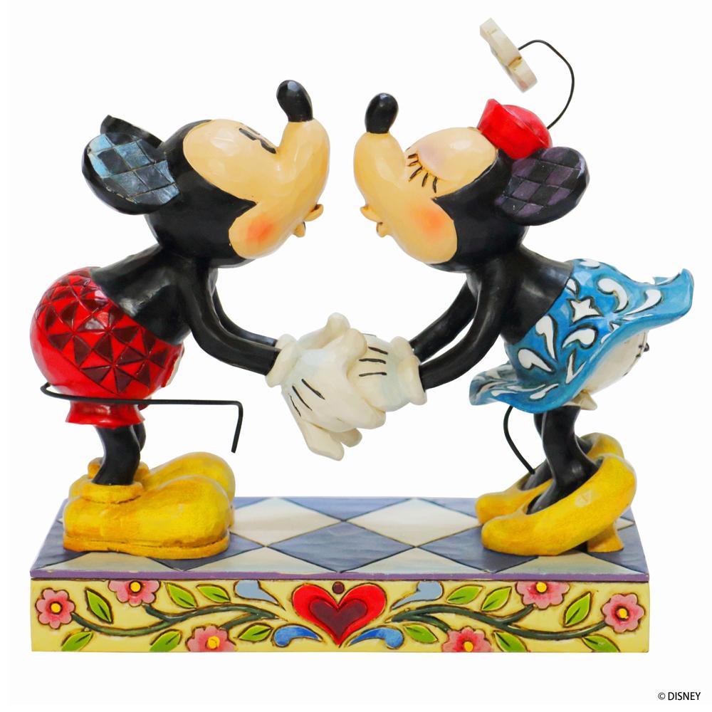 激安価格の ディズニーフィギュア Disney For Smooch For My My Sweetie-M&M Kissing [DTR4013989] ■ ■ キャラクター 人形 置物 インテリア ミッキーマウス ミニーマウス ミッキー ミニー【代引き不可】【DISNEY TRADITIONS】, ベビーキッズ雑貨 ミルティ:d64d48ef --- canoncity.azurewebsites.net