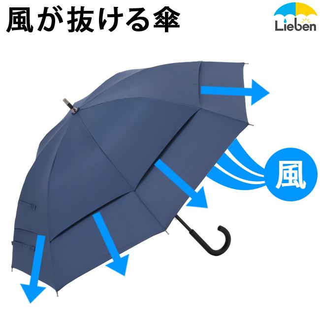 【男性】丈夫で長持ち!風が吹いても壊れない男性用(メンズ)の傘のおすすめは?