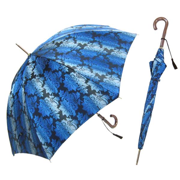 【日本製】 京の傘・西陣織 【限定生産・雨晴兼用傘】