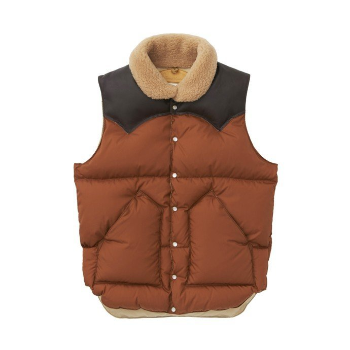 Rocky Mountain Featherbed ロッキーマウンテンフェザーベッド 18FW WS Christy Vest ベスト