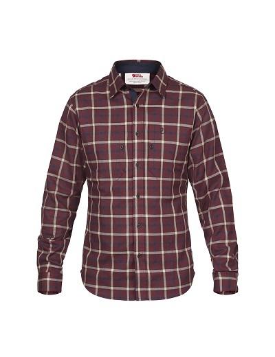 Fjallraven フェールラーベン Fjallslim Shirt LS チェックシャツ