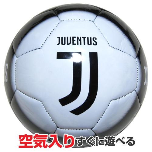 空気入りですぐに遊べます お子様へのプレゼントにいかがですか?家族や友達同士でも楽しめます サッカーボール 4号 Juventus 小学生用 高価値 ユヴェントスFC FC ※ラッピング ※