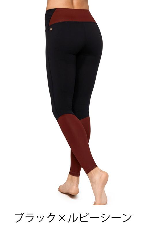 bd35b43aca ... genuine Japan [Manduka, Highline leggings ☆ 16 FW The High Line yoga  wear ...