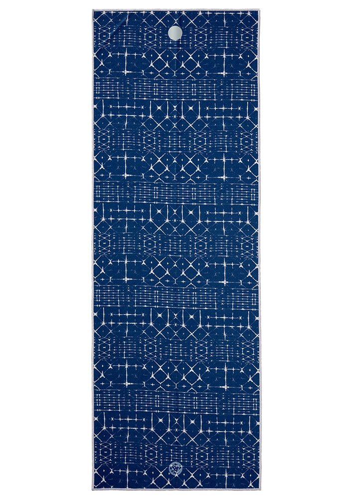 High Sky Yoga Rag Yoga Towel Yogitoes Skidless Mat