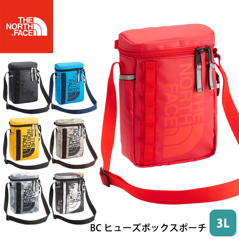 North Face bag ★ [THE NORTH FACE] BC fuse box porch (3L) ★ BC Fuse on