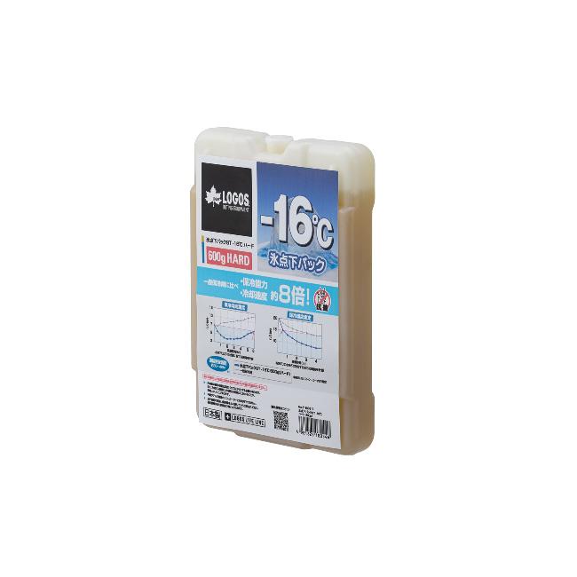 バーベキュー&クッキング 氷点下パックGT-16℃・ハード600g/81660612 お買い得!