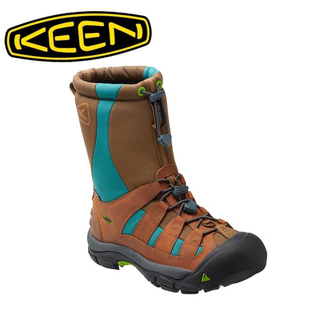 キーン KEEN ブーツ Winterport II Premium×Atsushi Gomyo ウィンターポート ツー プレミアム Yukiita Brown 1015644 【靴】メンズ お買い得! 【highball】