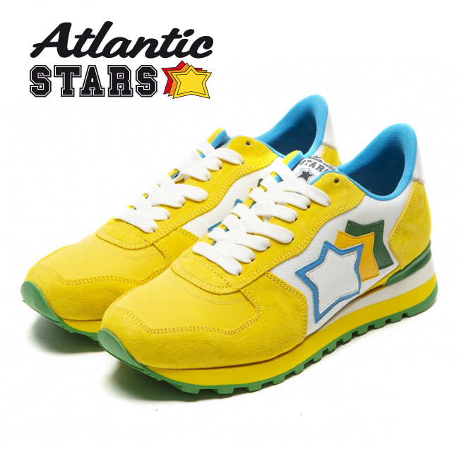 Atlantic STARS アトランティック スターズ ANTARES アンタレス N-BRA-NY-VGBVS 日本限定モデル AS1NBRANYVGBVS-50 【アウトドア/靴/メンズ/スニーカー/日本正規品】