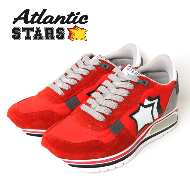 Atlantic STARS アトランティック スターズ PEGASUS ペガサス CF-J04 AS25CFJ04 【アウトドア/靴/メンズ/スニーカー/日本正規品】