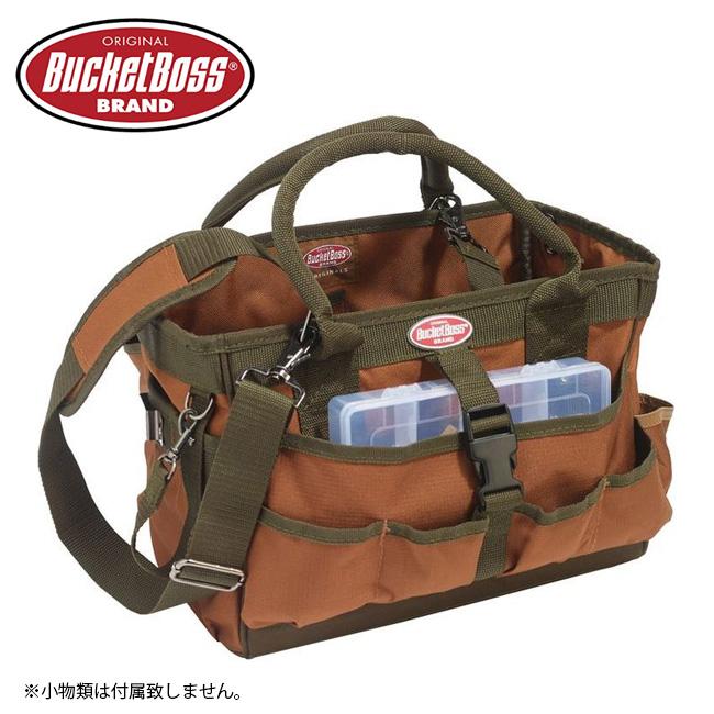 BucketBoss バケットボス Gatemouth Soft Tote ゲートマウスソフトトート 60088 【アウトドア/工具入れ/道具入れ/収納バッグ/トート】