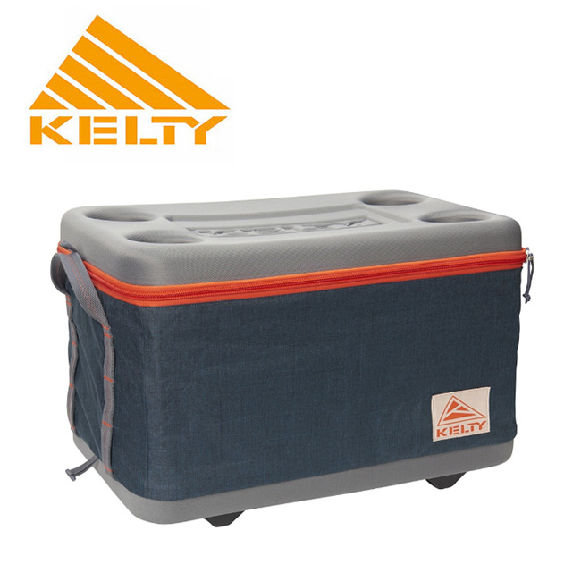 KELTY ケルティー Folding Cooler 45L フォールディング・クーラー 45L A24651019 【クーラーバック/保冷/アウトドア/キャンプ/BBQ】