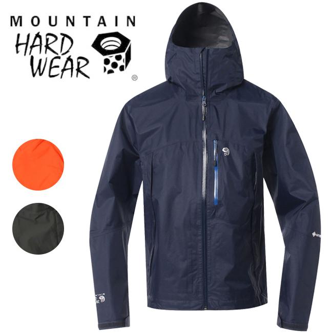 MOUNTAIN HARDWEAR マウンテンハードウェア エクスポージャー2ゴアテックスパックライトジャケット Exposure/2 Gore-Tex Paclite Jacket OM7409 【アウトドア/メンズ/アウター/ジャケット】