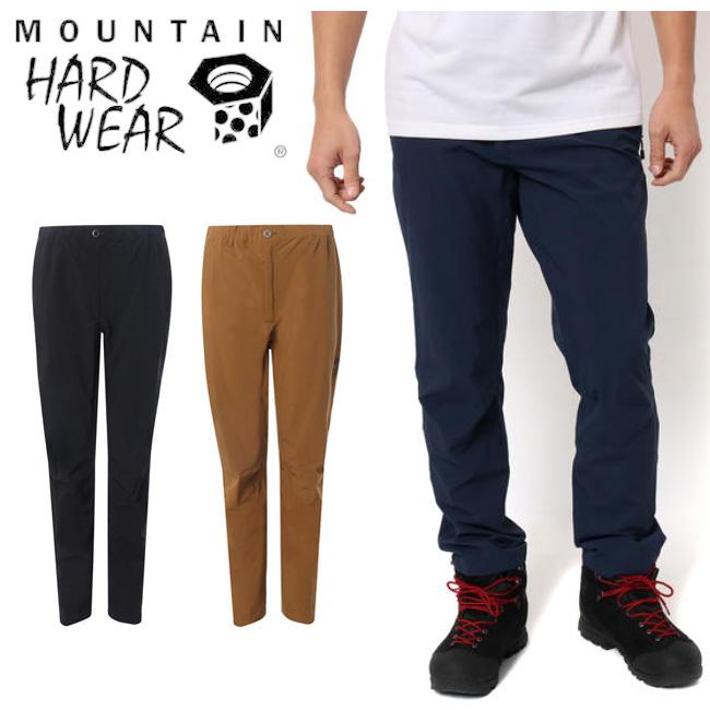 MOUNTAIN HARDWEAR マウンテンハードウェア ローンマウンテンストレッチパンツ Lone Mountain Stretch Pant OE8219 【アウトドア/メンズ/パンツ】