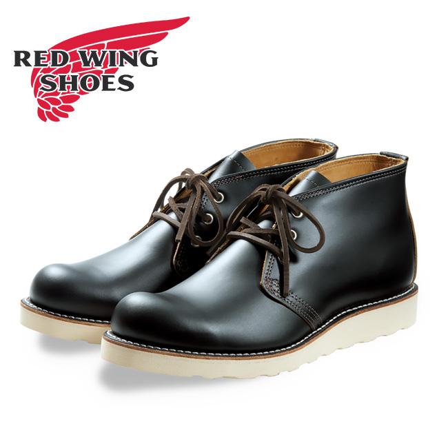 RED WING レッドウイング Irish Setter Chukka(Black Klondike) アイリッシュセッター・チャッカ(ブラック クロンダイク) 9852 【ブーツ/靴/アウトドア/おしゃれ】