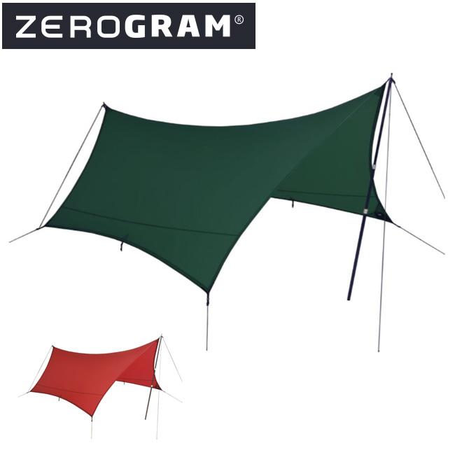 【カード限定ポイント最大10倍 4/9 20時~】ZEROGRAM ゼログラム Minimalist III Hexa Tarp 【タープ/日よけ/アウトドア/キャンプ】ZEROGRAM ゼログラム Minimalist III Hexa Tarp 【タープ/日よけ/アウトドア/キャンプ】