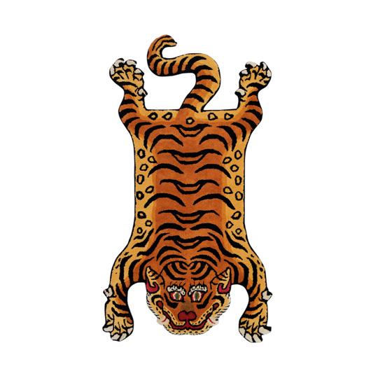 DETAIL ディティール Tibetan Tiger Rug DTTR-02 XLarge チベタンタイガーラグ Xラージ 331602XL 【アウトドア/インテリア/ラグ/おしゃれ】