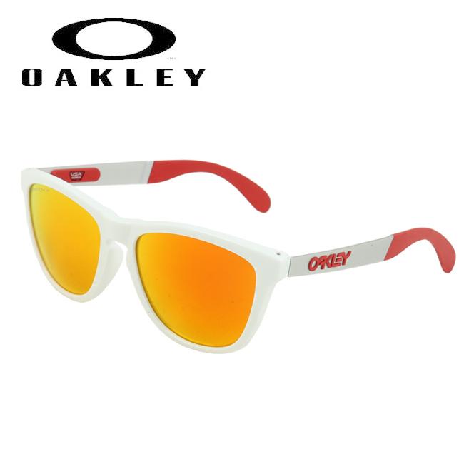 【エントリーでP10倍!7月21日20時~】OAKLEY オークリー Frogskins Mix (Asia Fit) OO9428-0555 【日本正規品/サングラス/アジアンフィット/海/アウトドア/キャンプ/フェス/PRIZM/偏光レンズ】