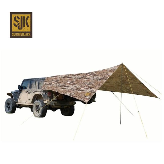 ● SLUMBERJACK スランバージャック Roadhouse Tarp HIGHLANDER A58755517 【タープ/アウトドア/キャンプ/日よけ】