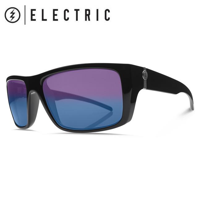 【エントリーでP5倍 6月11日1:59まで】● ELECTRIC エレクトリック SIXER GLOSS BLACK SX26 【日本正規品/サングラス/海/アウトドア/キャンプ/フェス/サーフィン/スノーボード/偏光レンズ】