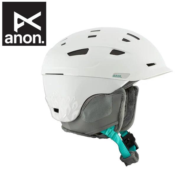 【期間限定カード決済で更に+P7倍10/4 20時~】2019 anon アノン Nova Helmet + MIPS Empress White 172481 【日本正規品/ヘルメット/レディース】