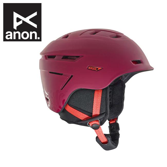 【エントリーでP10倍!7月21日20時~】2019 anon アノン Omega MIPS Helmet Magenta 194711 【日本正規品/ヘルメット/レディース】