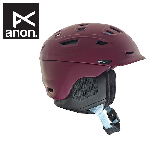 【期間限定カード決済で更に+P7倍10/4 20時~】2019 anon アノン Nova Helmet + MIPS Purple 172481 【日本正規品/ヘルメット/レディース】