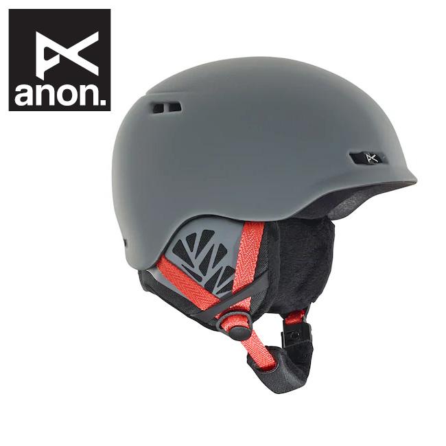 【期間限定カード決済で更に+P7倍10/4 20時~】2019 anon アノン Griffon Helmet Gray 133701 【日本正規品/ヘルメット/レディース】