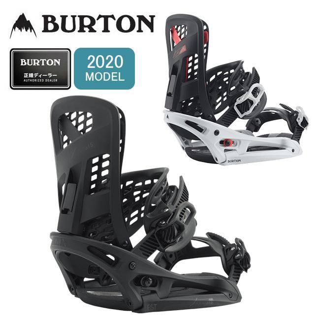 2020 BURTON バートン Genesis EST Snowboard Binding ジェネシス スノーボードビンディング 105631 【バインディング/スノーボード/日本正規品/メンズ】