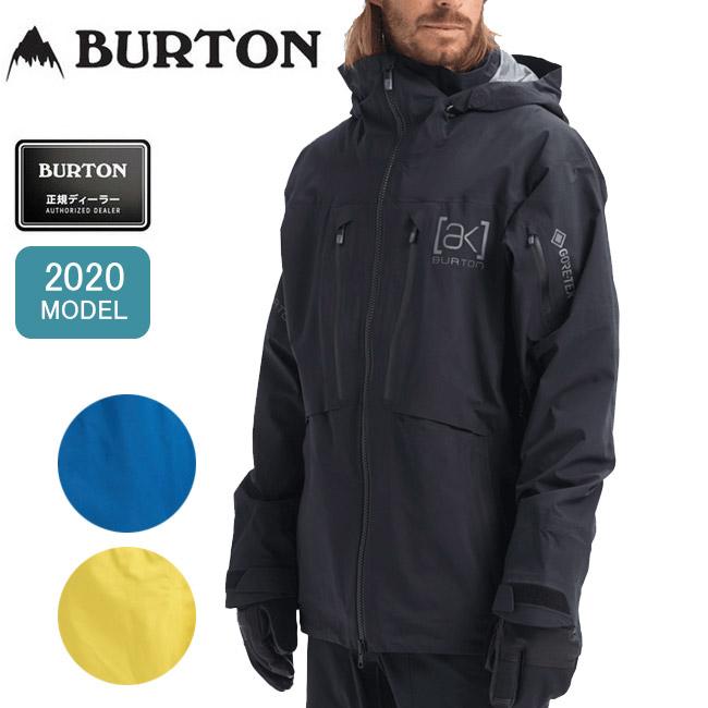 ● 2020 BURTON バートン AK GORE-TEX 3L Stretch Hover Jacket ストレッチホバージャケット 100131 【スノーボードウェア/スノーボード/日本正規品/メンズ】