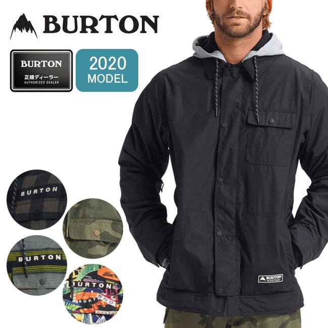 2020 BURTON バートン Dunmore Jacket ダンモアジャケット 130671 【スノーボードウェア/スノーボード/日本正規品/メンズ】