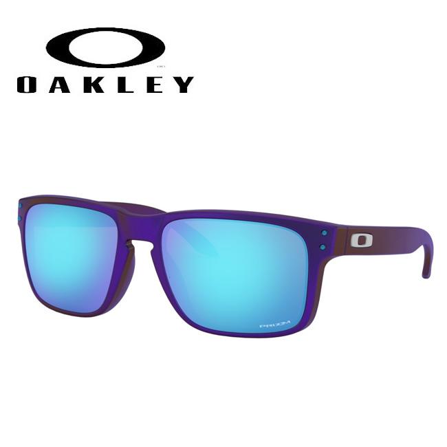 【エントリーでP10倍!7月21日20時~】OAKLEY オークリー HOLBROOK (A) OO9244-4356 【日本正規品/サングラス/アジアンフィット/海/アウトドア/キャンプ/フェス/PRIZM】