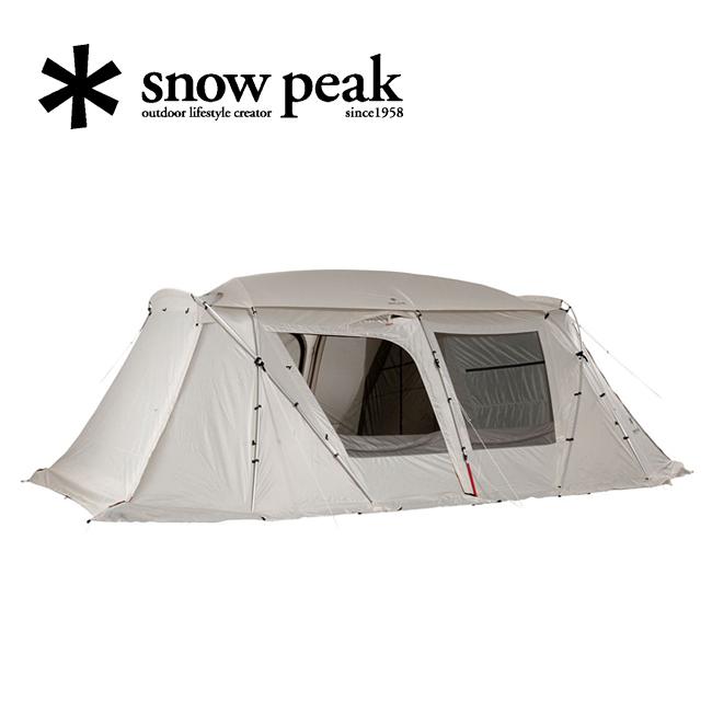 snowpeak スノーピーク ランドロックアイボリー TP-671IV 【アウトドア/キャンプ/テント/シェルター】