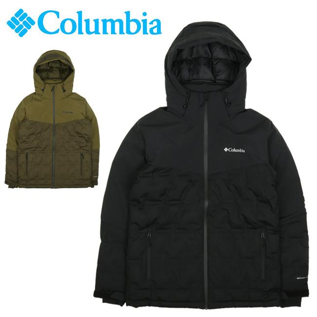 Columbia コロンビア WILDCARD DOWN JACKET ワイルドカードダウンジャケット EE0901 【アウトドア/ダウン/ジャケット/日本正規品】