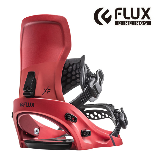 【期間限定カード決済で更に+P7倍10/4 20時~】2020 FLUX フラックス XF Metallic Red 【日本正規品/アウトドア/バインディング/メンズ】