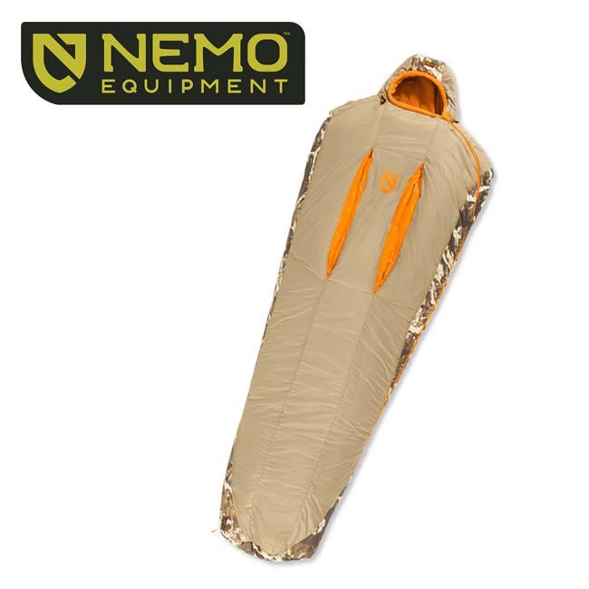 ● NEMO Equipment ニーモ・イクイップメント SCOUT 40 スカウト NM-SCT-40-F 【寝袋/シュラフ/アウトドア/キャンプ】