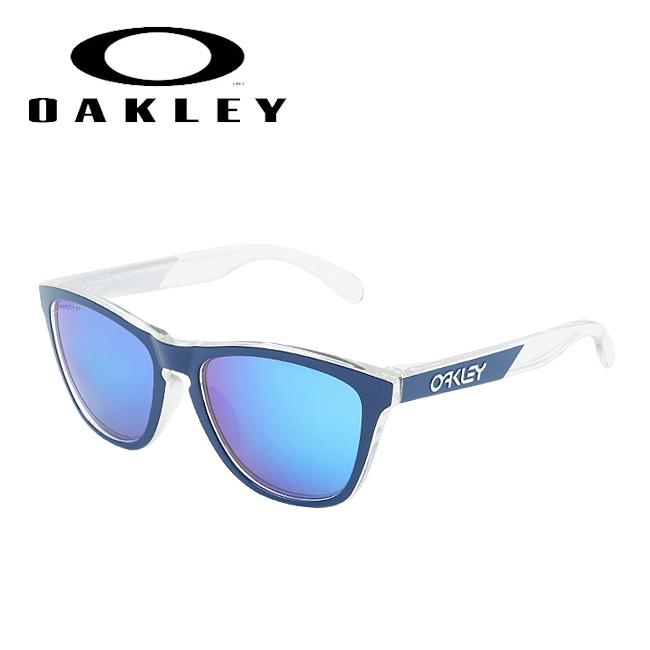 ● OAKLEY オークリー Frogskins Crystalline Collection (Asia Fit) OO9245-8454 【日本正規品/サングラス/アジアンフィット/偏光レンズ/海/アウトドア/PRIZM】