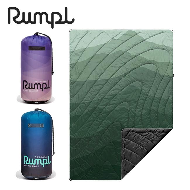 Rumpl ランプル ORIGINAL PUFFY BLANKET FADE オリジナルパフィーブランケットフェード 3IP-RMP-193003 【アウトドア/キャンプ/掛け布団/車中泊/膝掛】